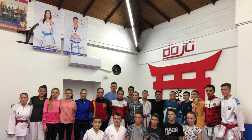 КК Шурикен с европейски шампиони от 11 Европейско...