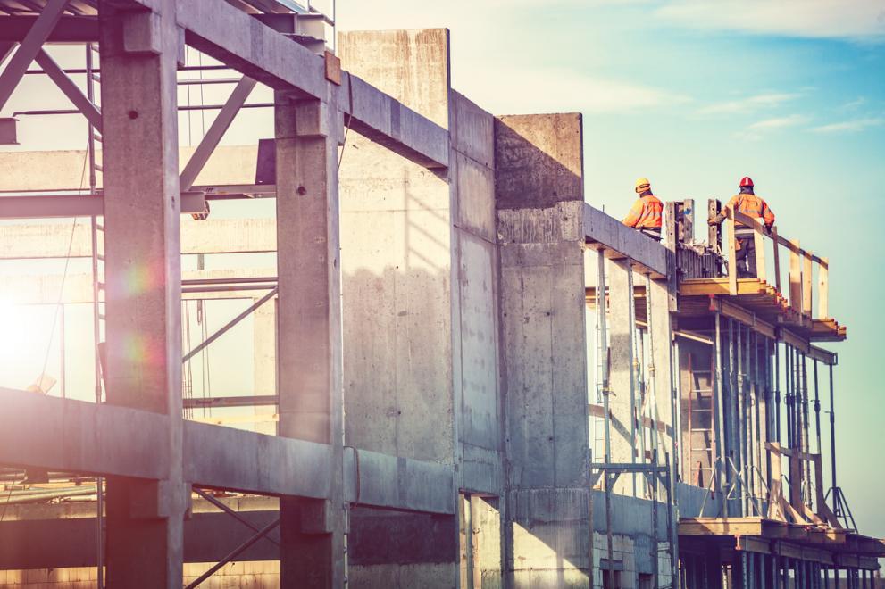 На трето място сме по строителство в ЕС - Икономика - www.pariteni.bg