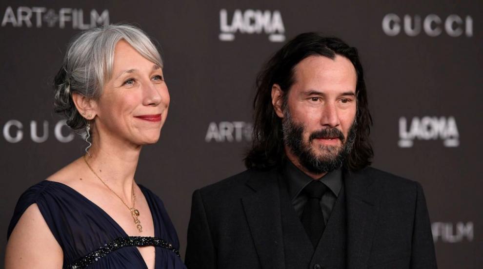 Холивуд е изненадан от новото гадже на Киану Рийвс