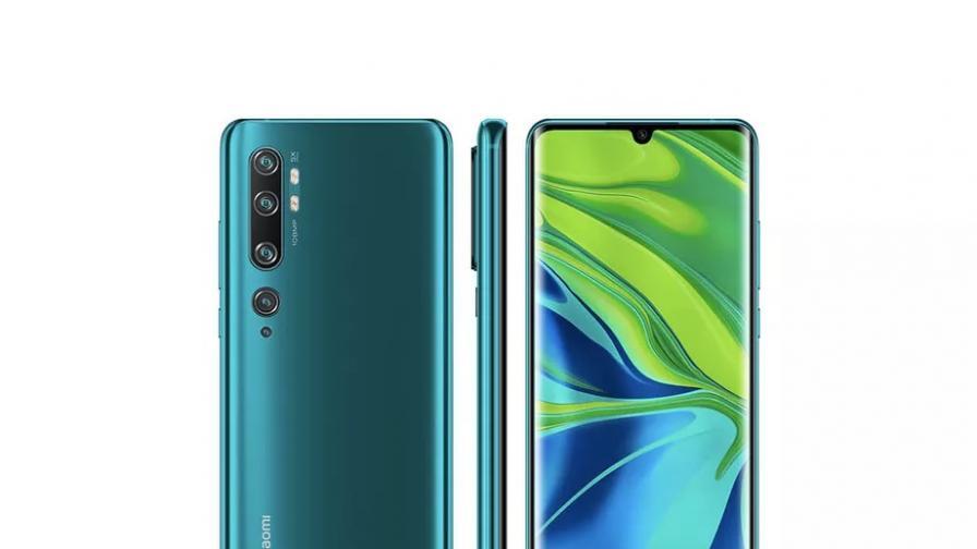 Xiaomi представи смартфон със 108МР камера