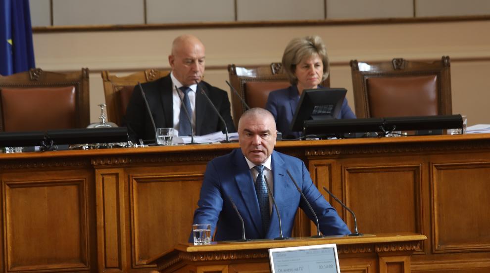 Марешки към Борисов: Уважихме Нинова веднъж, дайте...