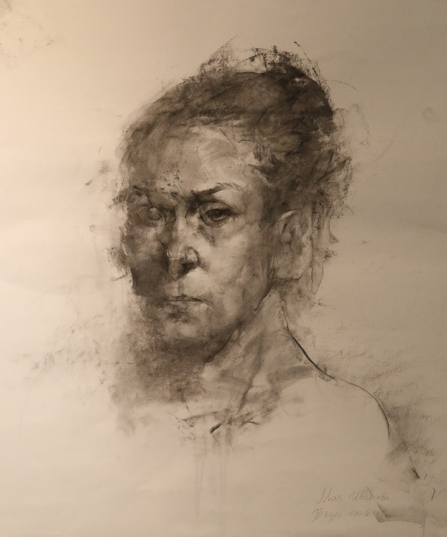 <p>Свободна работа/ портрет II</p>