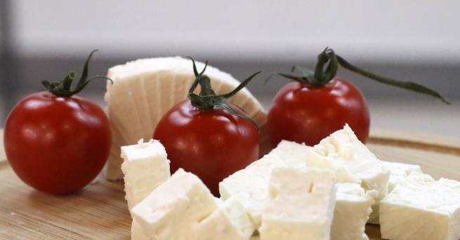 България Сирене по рецепта от Ливан и мляко без Е-та