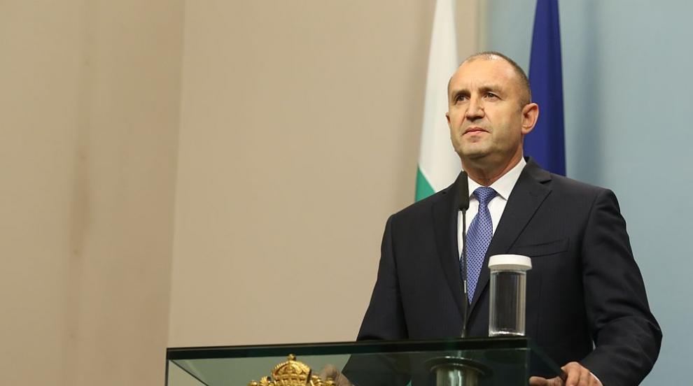 Президентът Радев: Преди 30 години България пое с ентусиазъм по нов път