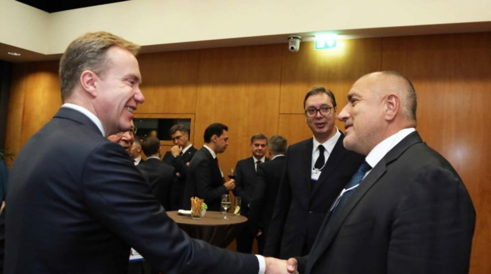 Борисов от Женева: ЕС има стратегически интерес от интеграция на Западните...