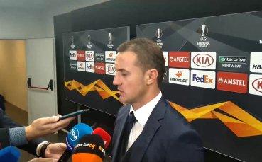 Генчев: Аз не съм най-добрият треньор в света
