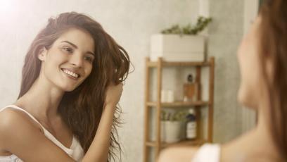 Домашни рецепти против мазна коса