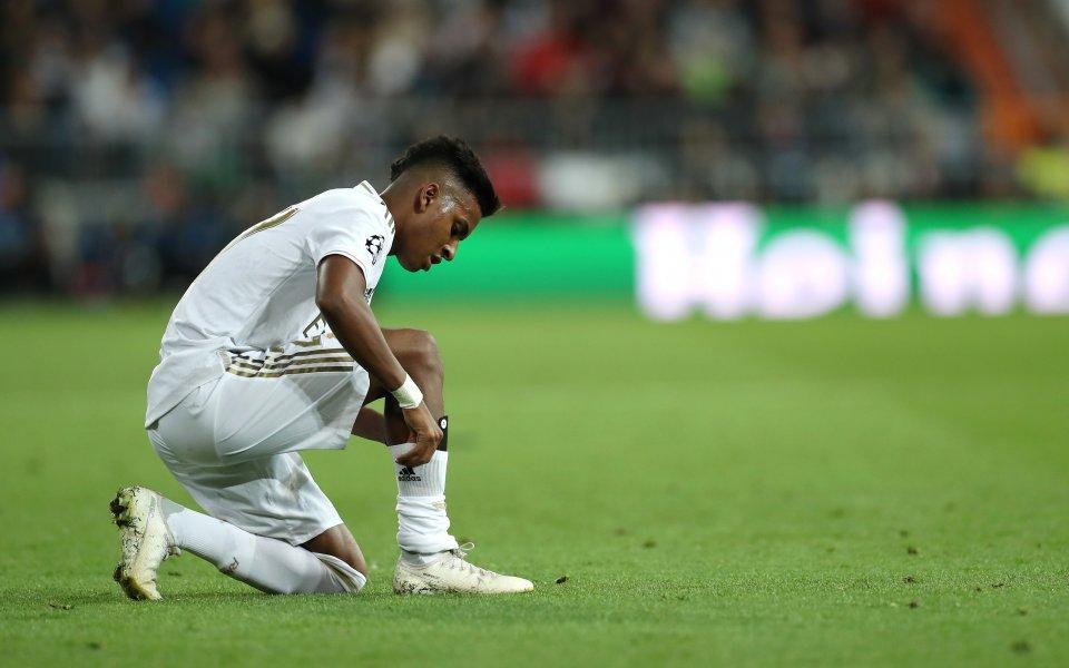 Перлата на Реал Мадрид Родриго Гояс е бил търсен от