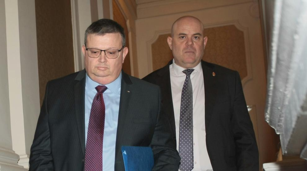 ВСС отново гласува за Иван Гешев