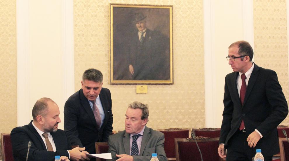 Данаил Кирилов се срещна с експерти от Венецианската комисия
