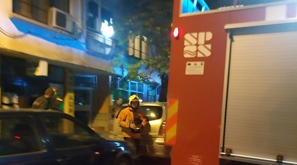 Пенсионер открит мъртъв след пожар в Бургас