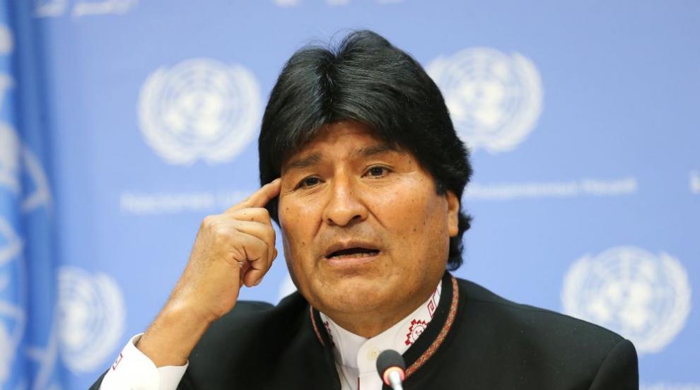 Ево Моралес е получил предложение за политическо убежище и от Парагвай