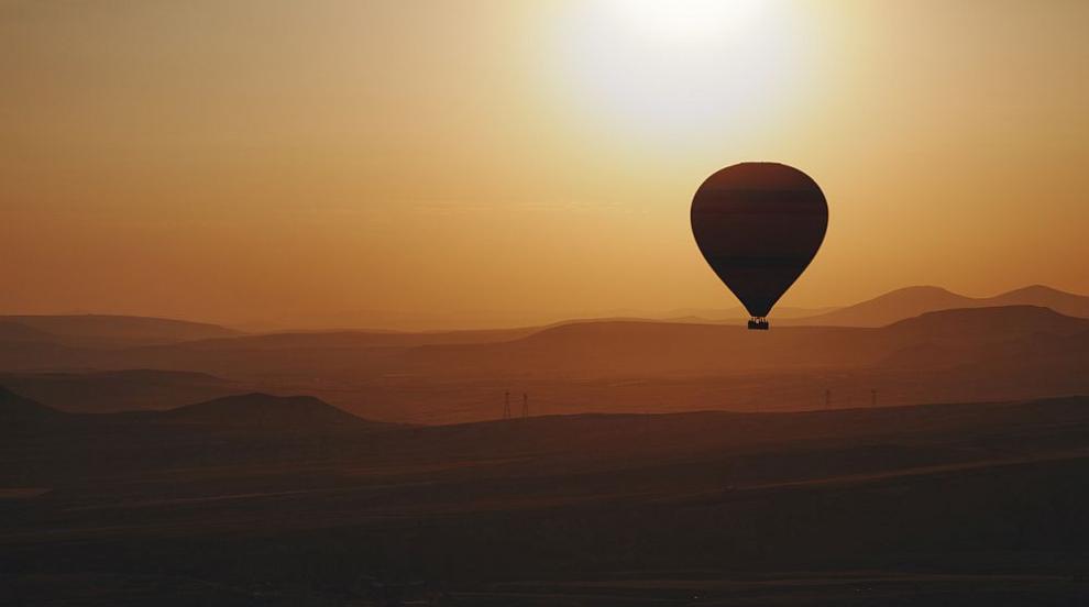 Фирма ще предлага полети с балон до ръба на космоса
