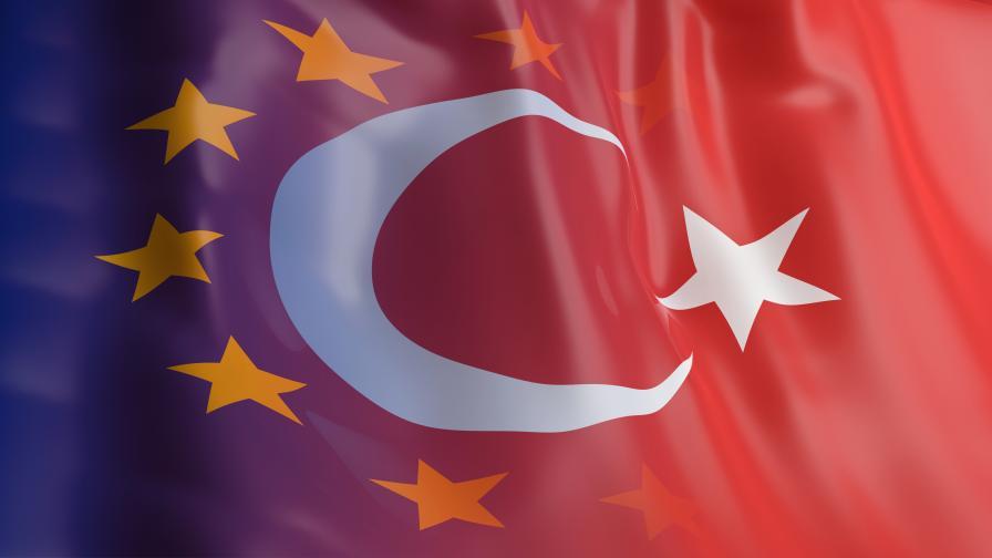 <p>Турция може да прекрати преговорите за членство в ЕС&nbsp;</p>