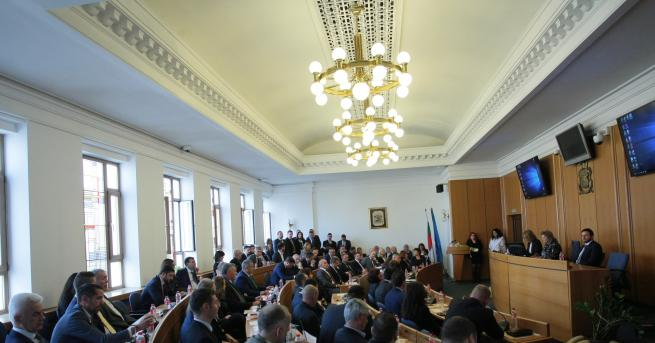 Новите общински съветници на София встъпиха в длъжност, а на