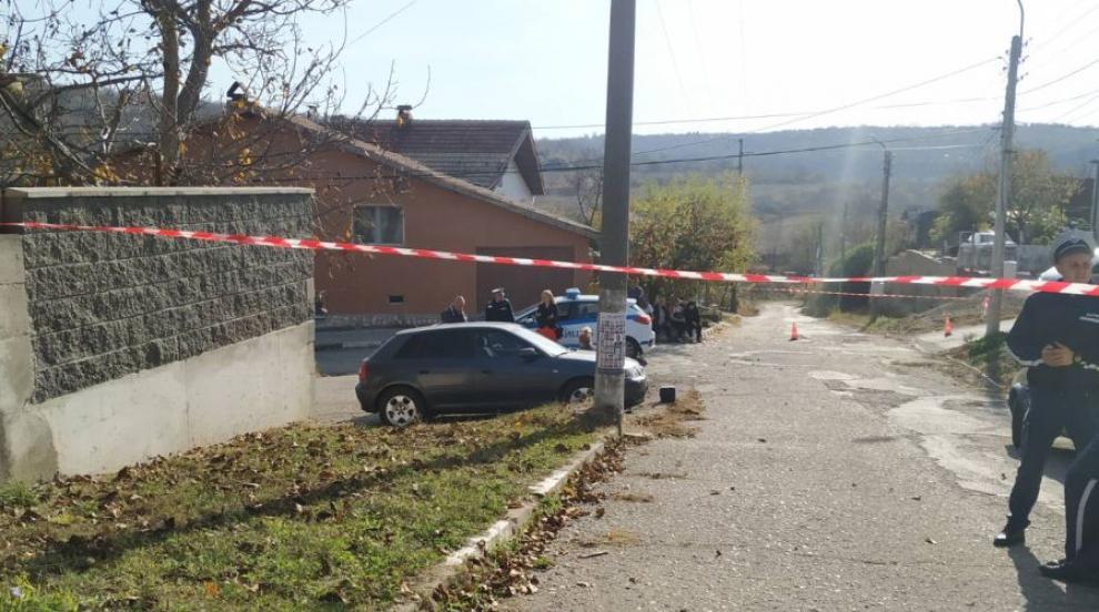 Шофьор на камион прегази дете в Русе и избяга (СНИМКИ)