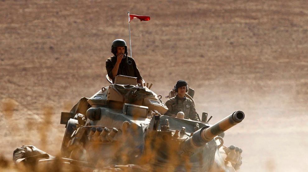 Протести и инциденти по време на петия съвместен руско-турски патрул в Сирия