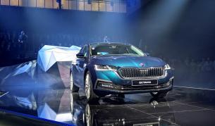 <p>Новата Octavia влиза в луксозния сегмент</p>