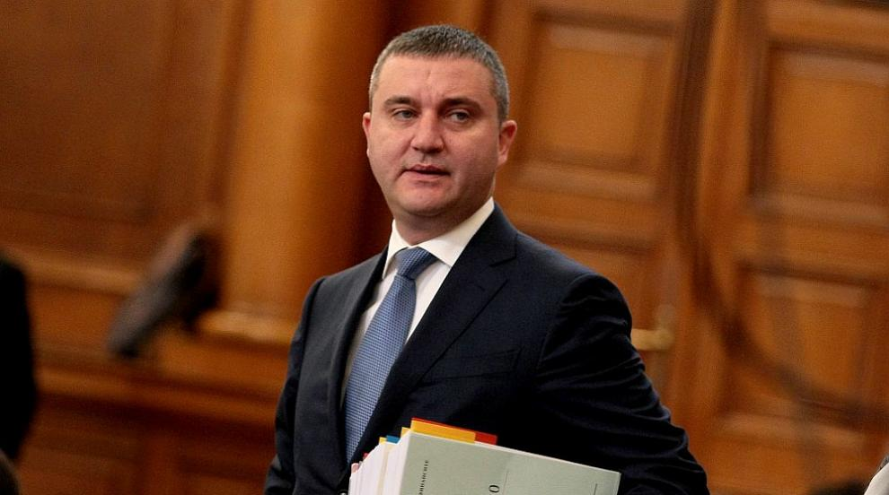 Горанов: Болниците ще получат 85% от средномесечната...