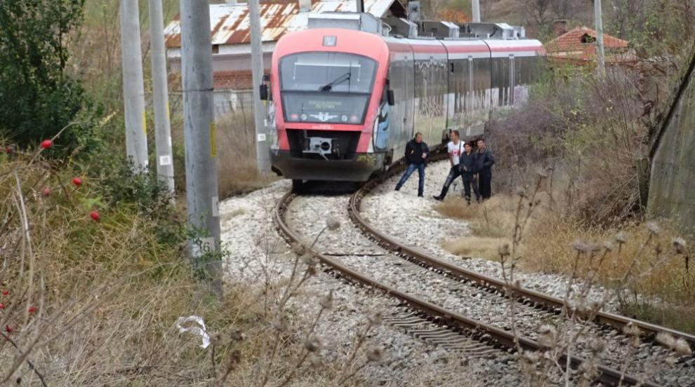 Пътничка от дерайлиралия влак: Усети се трясък,...