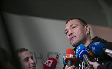 Пулев: Добре стана, че паднах от Кличко, опитът е ценен