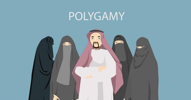 В Иран политици и представители на консервативните кръгове рекламират полигамията.