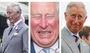 <p>Принц Чарлз на 71 - едни от<strong> най-смешните му снимки</strong></p>