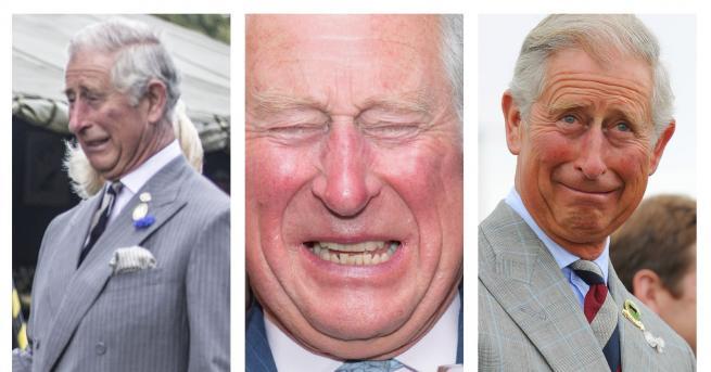 Любопитно Принц Чарлз на 71 - едни от най-смешните му