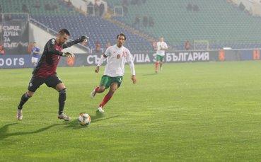 НА ЖИВО: Алмирон матира България