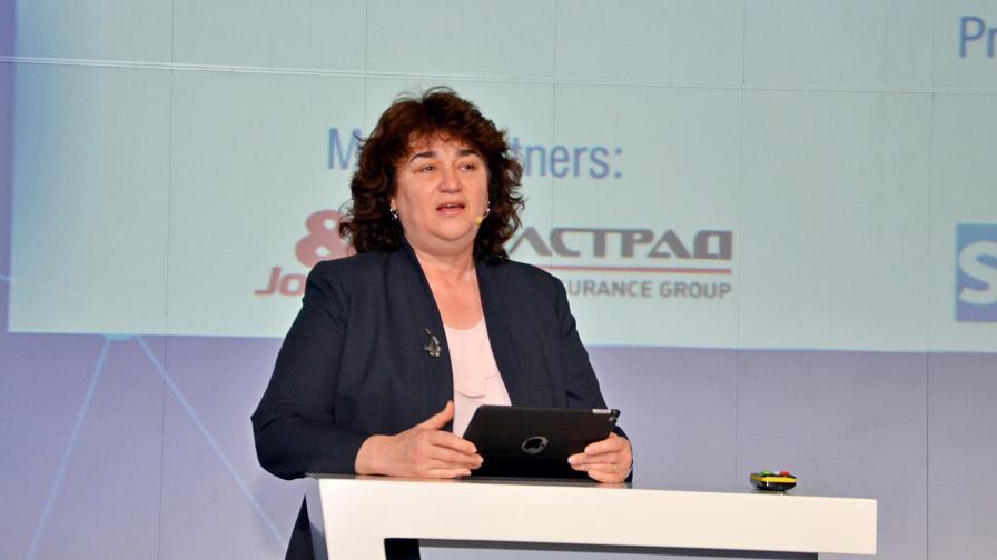 Андреана Атанасова, Заместник-министър на транспорта, информационните технологии и съобщенията