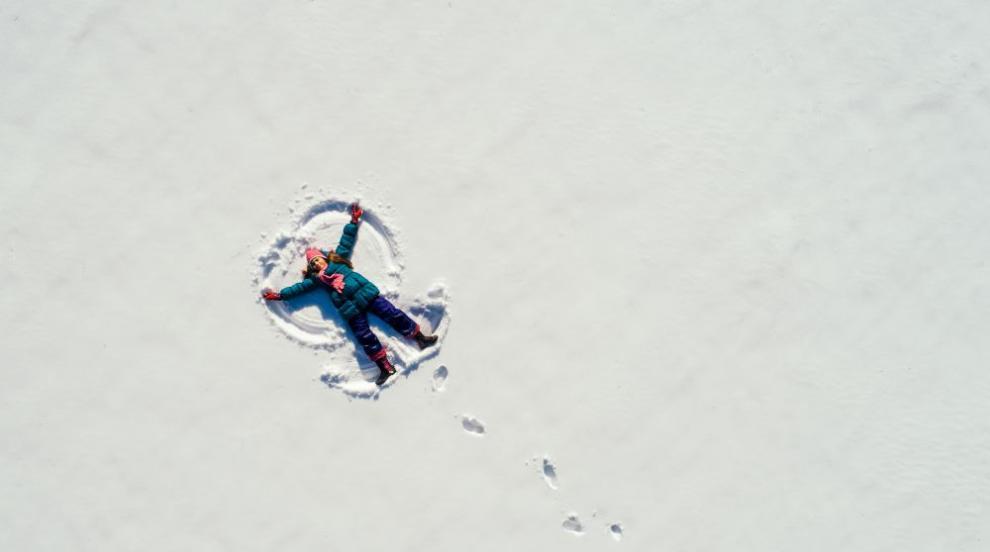 Рекорди в Аляска за най-топло време и за най-много сняг