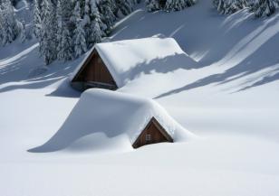 Нови 20 см сняг върху Мусала