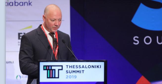 Министърът на транспорта, информационните технологии и съобщенията Росен Желязков и