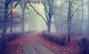 <p>Мъгла и хладно време, кога ще се затопли</p>