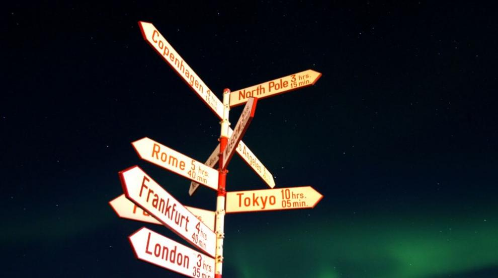 Затварят най-голямото летище в Гренладния заради климатичните промени...