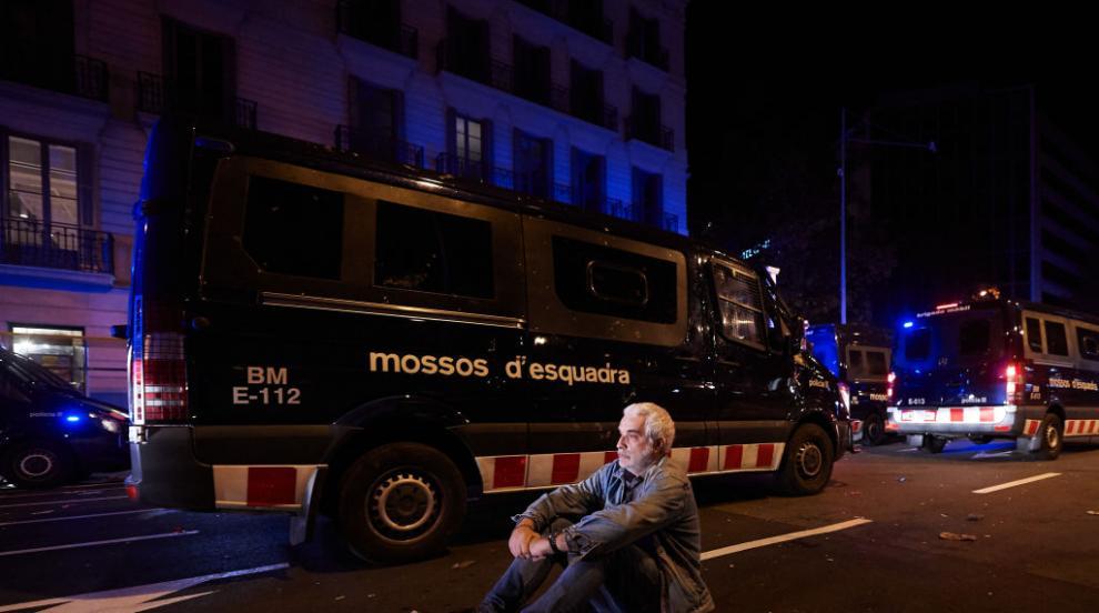 Протест парализира централната жп гара в Барселона
