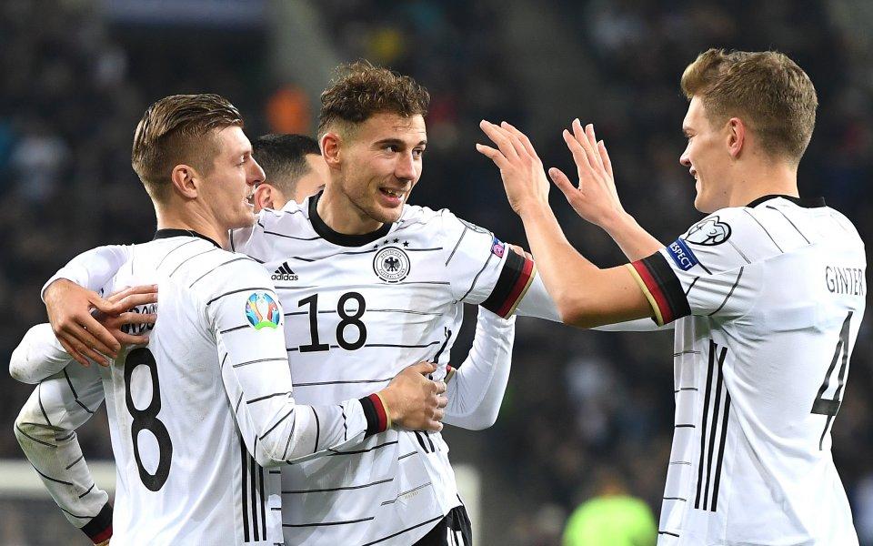 Отборите на Германия и Беларус играят при резултат 3:0 в