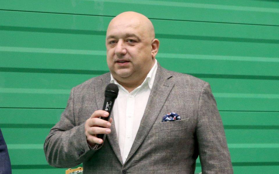 Кралев: Днес е хубав ден за българския спорт