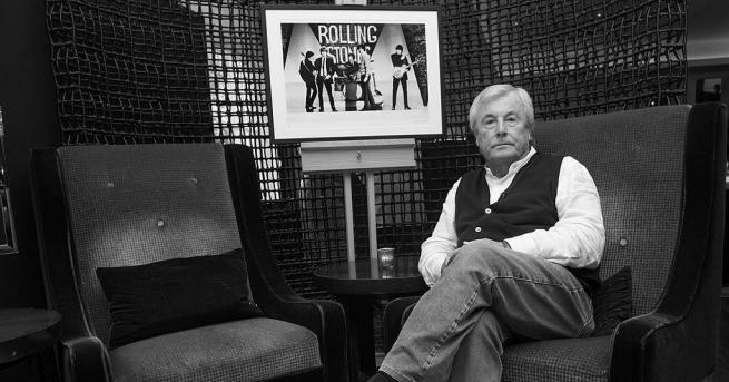 Фотографът на знаменитости Тери О'Нийл, прочул се със снимките си