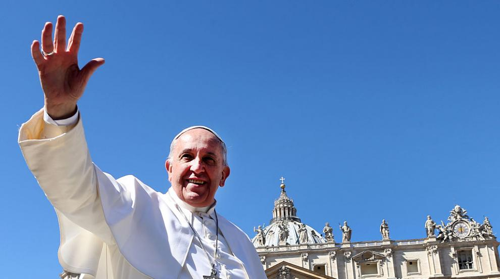 Папа Франциск замина на посещение в Тайланд