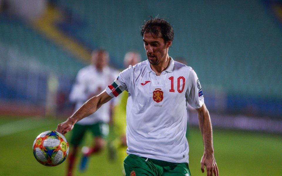 Футболистите на националния отбор на България са шокирани от решението