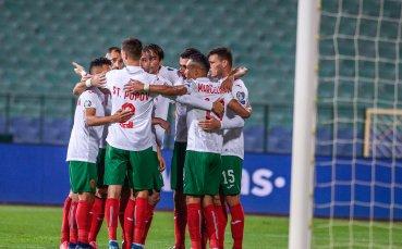 НА ЖИВО: България - Беларус, силно начало за нашите