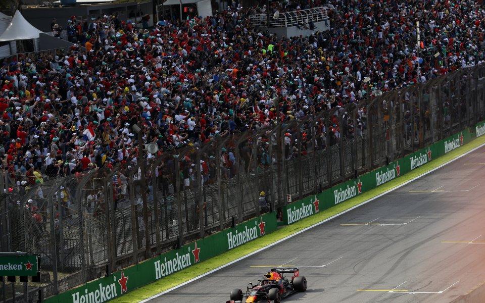 Гран При на Бразилия във Формула 1 ще се проведе