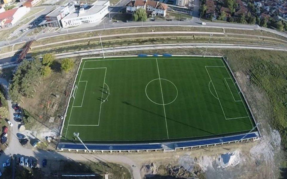 """Неманя Матич финансира изграждането на стадион """"Жозе Моуриньо"""""""
