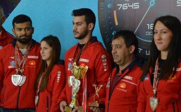 Българите се завърнаха с купа от турнира в памет на Наим