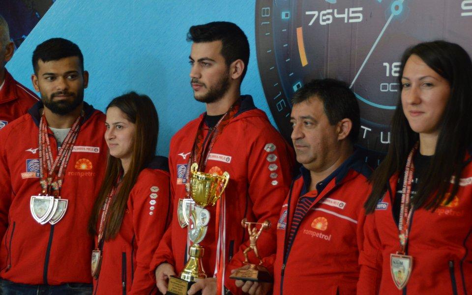 Снимка: Българите се завърнаха с купа от турнира в памет на Наим