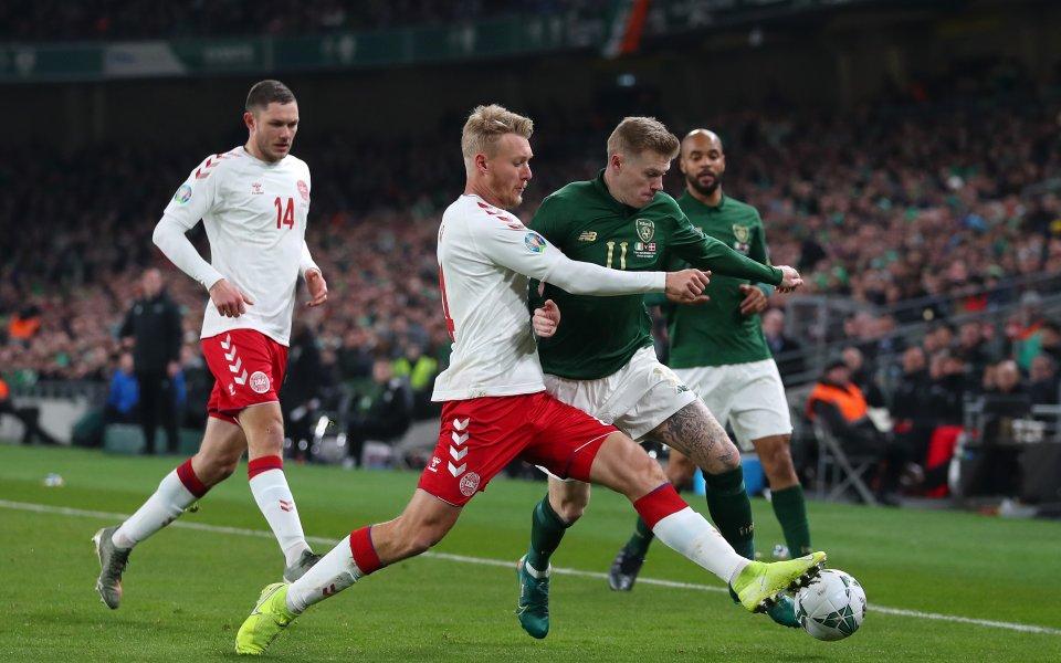 Евроквалификациите продължават с осем мача тази вечер. В група D