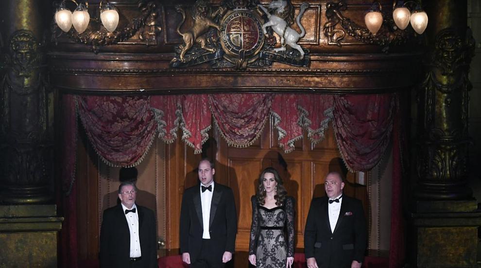 Какво облякоха херцозите на Кеймбридж на ежегодно благотворително...