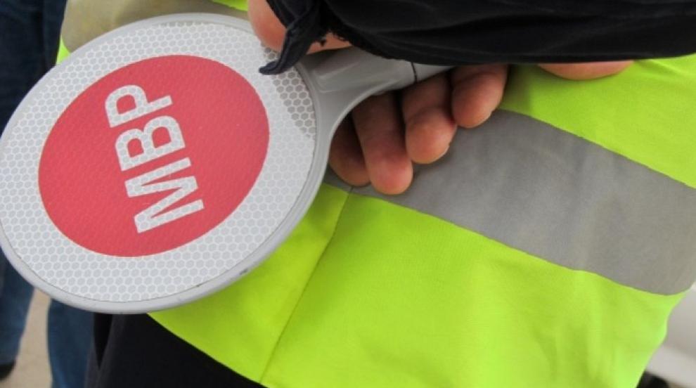 489 санкции са наложени за седмица на шофьори-нарушители на пътя