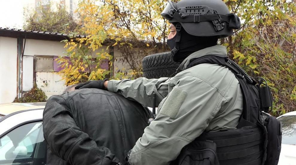 28 души задържани при полицейската акция в...